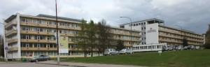 5 pav. Vilniaus miesto klinikinė ligoninė (Antakalnio g. 57).